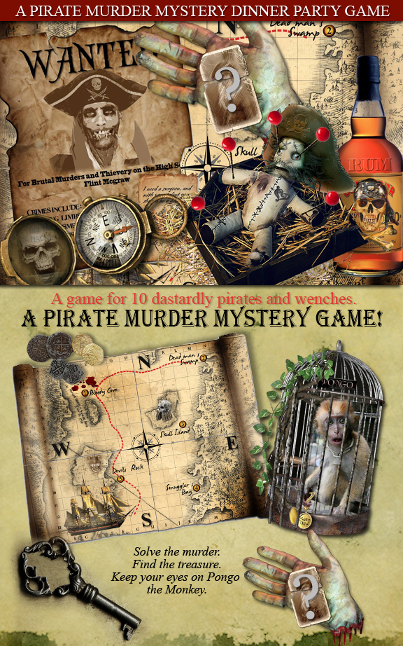 graphic relating to Free Printable Mystery Games identified as Obtain a printable MURDER Magic formula Celebration Match currently, Titanic